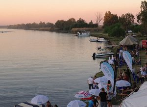 Vaal River bank during Ghaap RiverXtreme