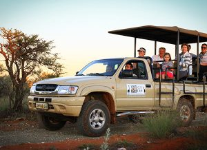 Game Drives at SUNSET Private Reserve 3